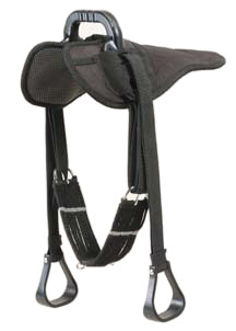 "Natural Ride - ""The Bareback Saddle"" -  OUT OF STOCK"