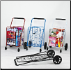 Jumbo Swivel Wheel Cart